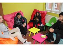 """""""TreffPunkt"""" für Lernen, Lesen, Arbeiten, Spielen und Entspannen eröffnet"""