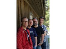 Kvartetten KIOSK med Christian Spering