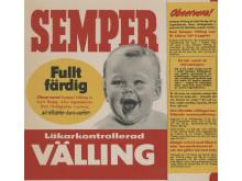Semper välling från 50-talet