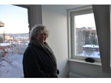 Vårsta trygghetsboendes hyresgäst Gretel Alexandersson