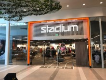 Stadium-butik C4 Kristianstad. Foto: Stadium
