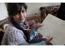 Syriska flyktingbarn Libanon - stödundervisning PMU