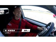 GTI 6 NICOLAS KIESA Driving slow
