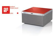 Loewe AirSpeaker - vinder af iF product design award 2012