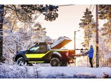 Ford Ranger Dronebil 2018
