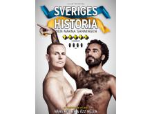 Özz Nujen & Måns Möller Sveriges Historia