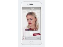 ModiFace gør det muligt at teste makeup før køb