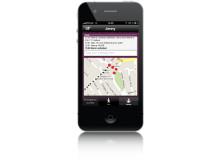 WalkMeHome - Alert (iPhone)