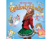 Kykkelykkelig - CD-cover