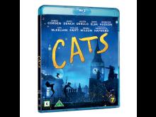 Cats, Blu-ray
