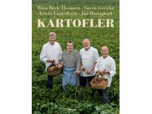 Forside fra bogen Kartofler