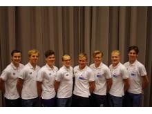 Elitelandslaget og Juniorlandslaget - Norges Triatlonforbund