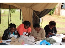 Systerskap & sysselsättning i Kenya