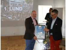 Lunds kommun vinner SHIFT2016