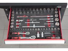 Verktygsvagn komplett med 277 verktyg – hos Verktygsboden