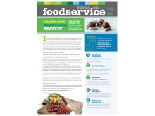 Focus on Foodservice Report from AHDB Beef & Lamb - 2015