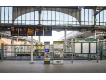 Refurbished heritage barrier