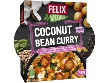 Felix Veggie Coconut Bean Curry