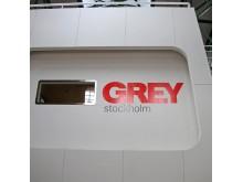 Vinyltext Grey