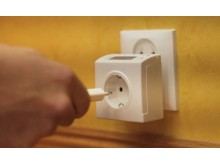 Smart løsning: Med et digitalt koblingsur reduser du strømforbruket