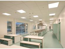 Skolekjøkken i standardlys