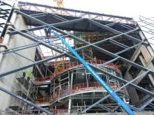 """Innenleben des """"Diamanten"""" - The Diamond"""": Neubau der Universität zu Sheffield"""
