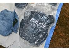 Ciaran Maxwell sentencing: Police vest