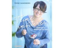 """""""Trine inviterer"""" er i salg nå! Kokeboken er den tredje i rekken hos Cappelen Damm."""