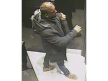 Image of man police wish to identify - 'Man A'