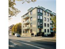 Familjebostäder Göteborg, Nya allén