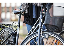 mySafety Cykeldekal med unikt ID-nummer