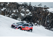 Thierry Neuville i nya i20 WRC