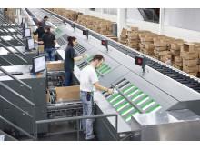 Stigende interesse for automation grundet e-handel, kan betyde yderligere vækst de kommende år.
