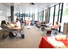 10. Blutspendeaktion bei Santander
