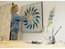 2.Cathrine Knudsen / Siccori Stille Bevegelser fra Hadeland Glassverk