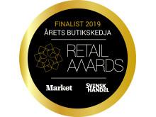 Synsam nominerade till Årets Butikskedja