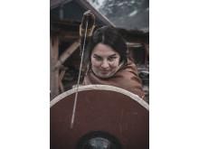 Vikingene i VikingValley lever ut historien hele året