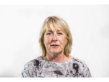 Rose-Marie Brundin, avdelningschef minnes- och geriatrikmottagningen