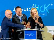 Offizielle Eröffnung des InsurHack 2017