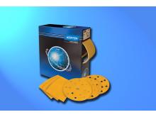 Nyt slibesortiment Gold Reserve til lak og fylder - Produkt 1