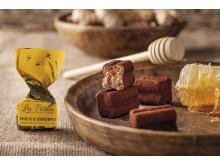 Krämig ny chokladtryffel från turinesiska La Perla