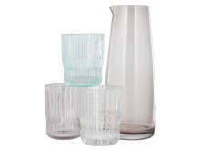Glass CLAES - jug UNO