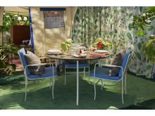 New garden table designed by Josef Frank