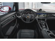 Interior Panamera GTS