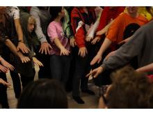 Flashmob Kungens kurva