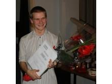 Årets Vikarie 2009 Emil Börner