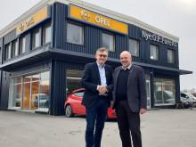 Nordvik Gruppen blir medeier i bilforhandleren Nye O.P. Fure