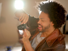 Behind the scenes with the Lumix GM1