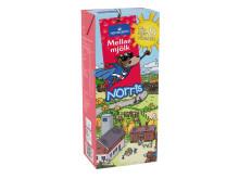 Norris mellanmjölk 1,5 liter med mer D-vitamin