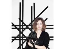 Krebs har inlett ett samarbete med formgivaren Clara Lindsten
